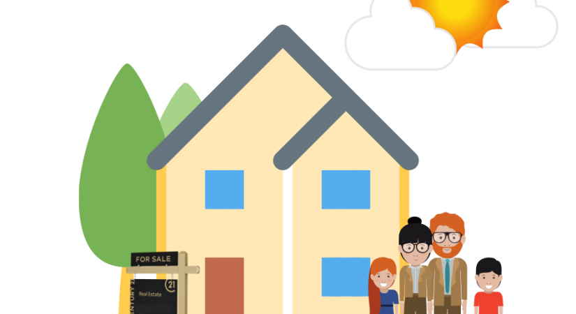 Buying a home with Century 21 Morrison Realty